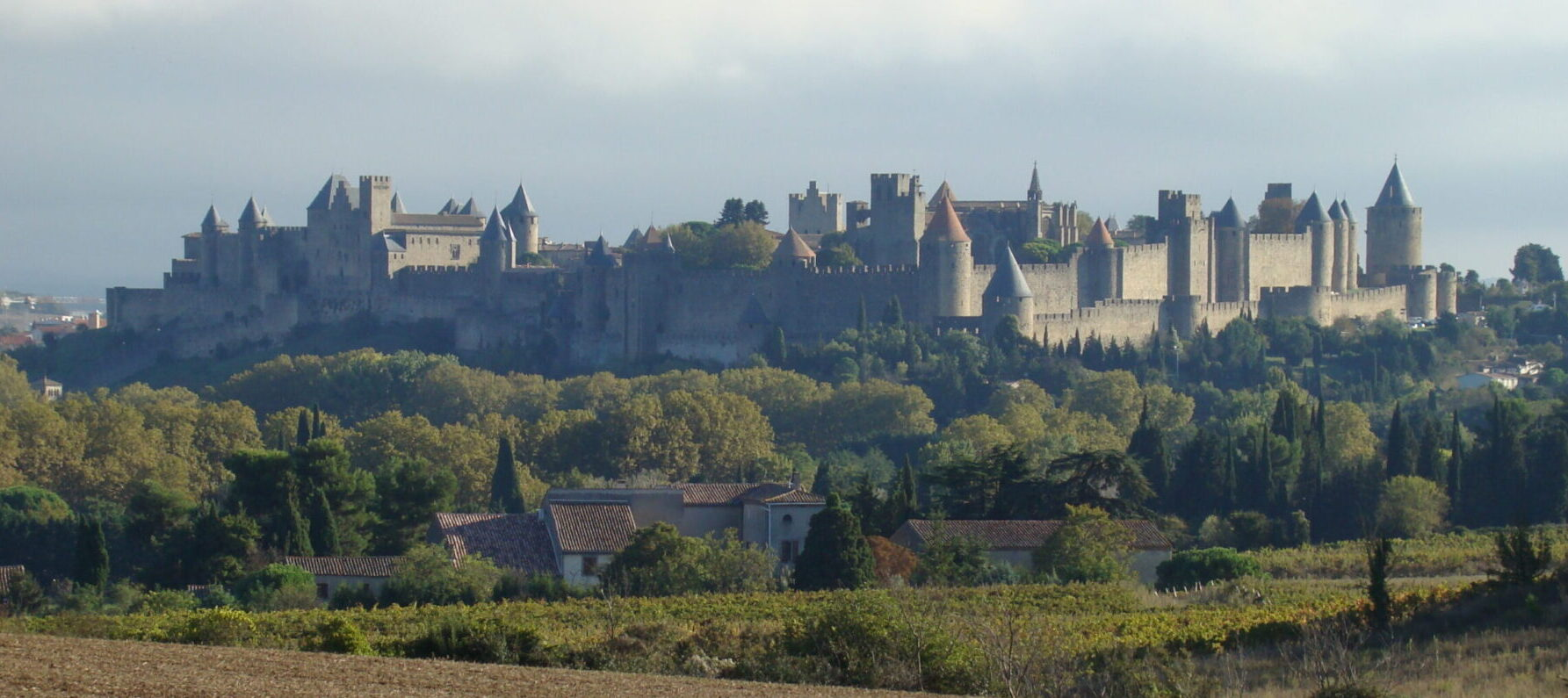 Toulouse to Carcassonne